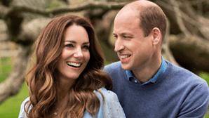 William e Kate Middleton celebram 10 anos de casamento