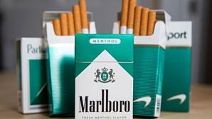 FDA planeia propor proibição da venda de tabaco de mentol nos EUA