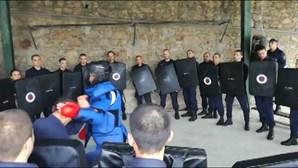 Alferes da GNR que feriu dez instruendos do curso de guardas suspenso por 121 dias