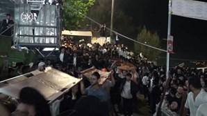 Marcelo envia condolências pela morte de dezenas de pessoas em peregrinação em Israel