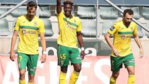 Paços de Ferreira vence Belenenses SAD e consolida quinto lugar da I Liga