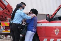 Famílias das vítimas ficaram em choque