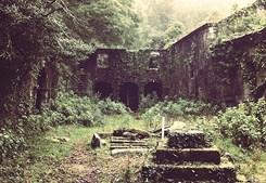 Convento de Viana do Castelo em ruína