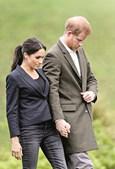 Harry volta ao Reino Unido sem Meghan