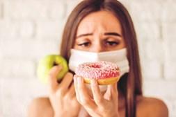 Rotina alimentar poderá sofrer ajustes: doces devem ficar de lado