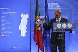 António Costa medidas de desconfinamento