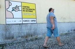 Professores e não docentes vacinados contra a Covid-19 em Setúbal