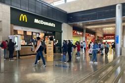 Braga: na maior cidade do minho regressam as rotinas e chegou a haver filas para alguns restaurantes.