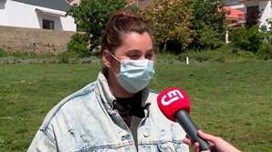Joana Silva, tia da vítima, exige justiça para  o sobrinho