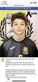 Tomás Braga tinha 15 anos
