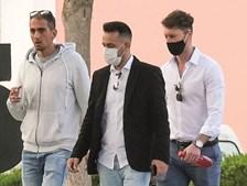 Daniel Nunes, Rui Osório e Fábio Jerónimo foram três dos quatro ex-dux ouvidos