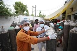 Índia vive a pior onda da pandemia