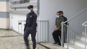 Sandro Bernardo após condenação de 25 anos de cadeia pela morte de Valentina