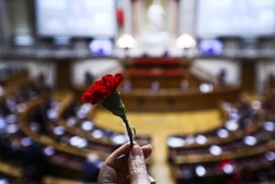 25 de Abril no Parlamento