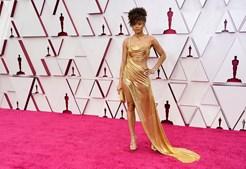 Andra Day, nomeada para Óscar de melhor atriz no filme 'The United States vs. Billie Holiday'