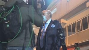 Repórter da TVI foi agredido por empresário ligado ao FC Porto
