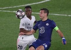 Real Madrid e Chelsea empatam em jogo da Liga dos Campeões