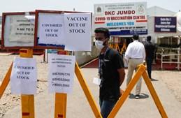 Vacinação contra a Covid-19 na Índia