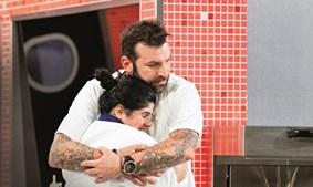 Francisca Dias conquistou o carinho do chef Ljubomir Stanisic durante a primeira edição do 'Hell's Kitchen'