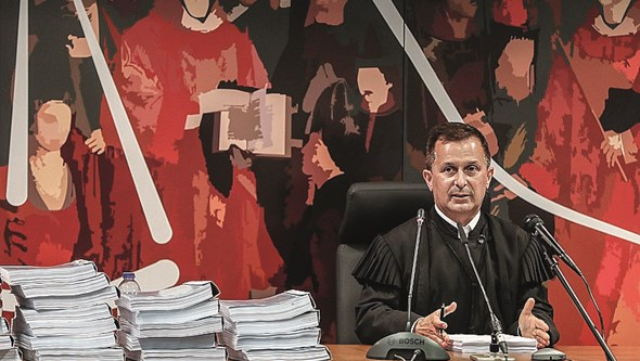 Maioria chumba decisão de Ivo Rosa no processo Marquês
