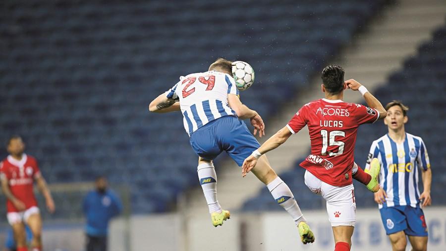 Toni Martínez marcou assim o golo que deu a vitória ao FC Porto