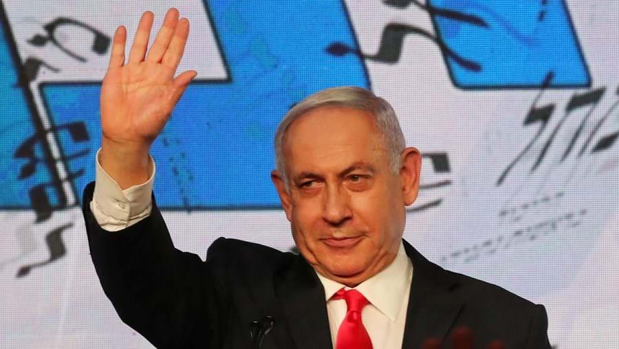 Netanyahu, primeiro-ministro de Israel