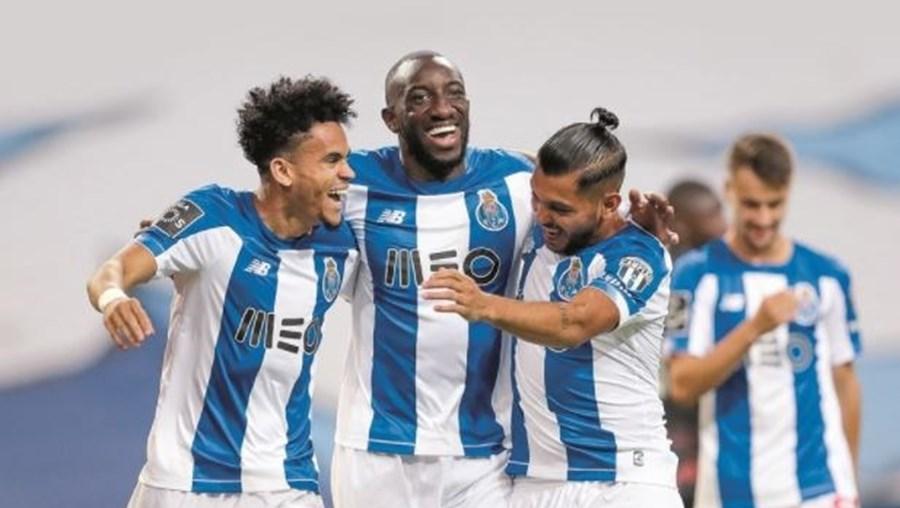Luis Díaz, Marega e Corona terão papel determinante no ataque portista