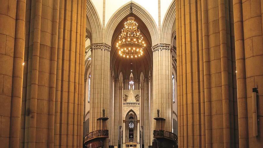 A catedral de São Paulo