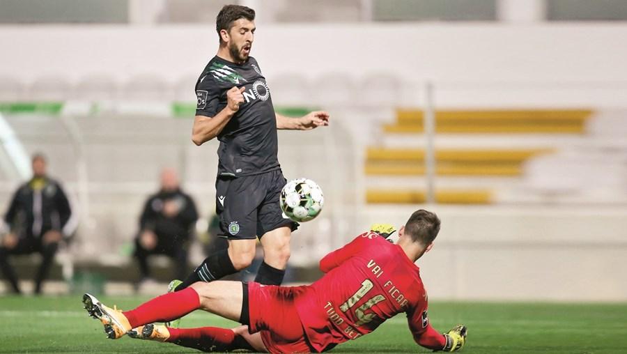 Paulinho marcou ao Moreirense e viu um outro golo ser anulado