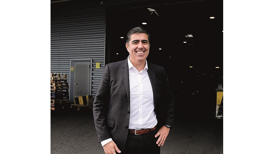 Ex-CEO da Groundforce Paulo Leite