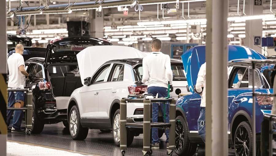 2020 foi dos melhores anos, em termos de faturação, para a Autoeuropa, segundo a administração