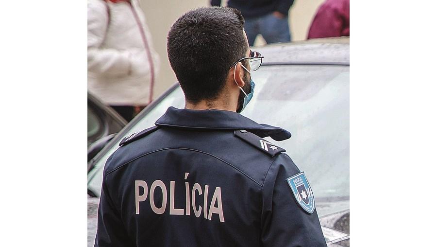 PSP procura identificar o suspeito