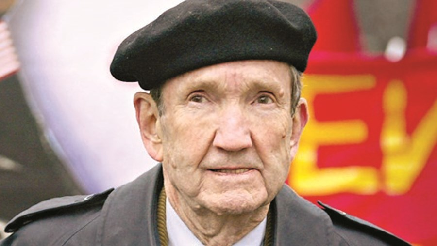 Ramsey Clark tinha 93 anos