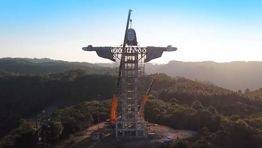 Cristo Protetor de Encantado, Brasil