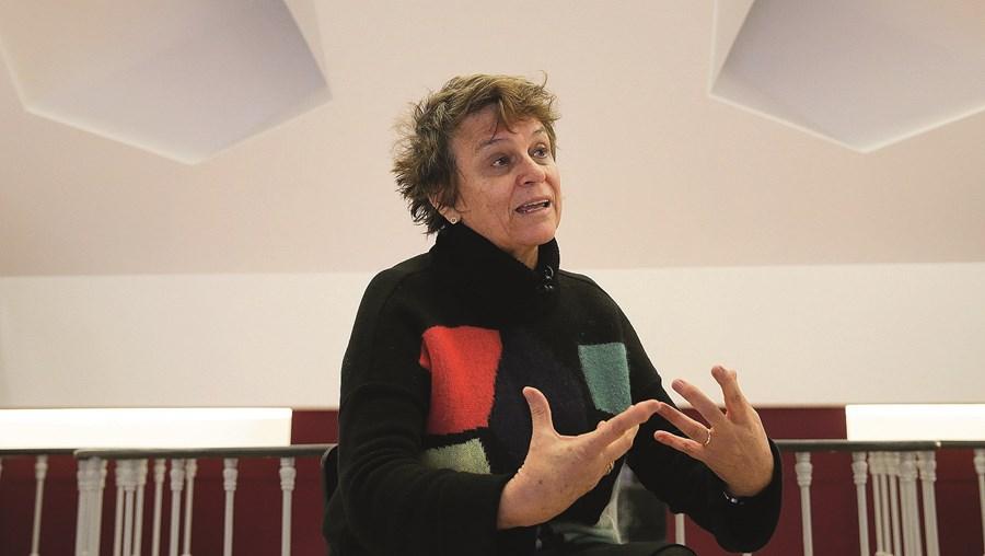 Catarina Vaz Pinto é vereadora da Cultura da Câmara Municipal de Lisboa desde novembro de 2009