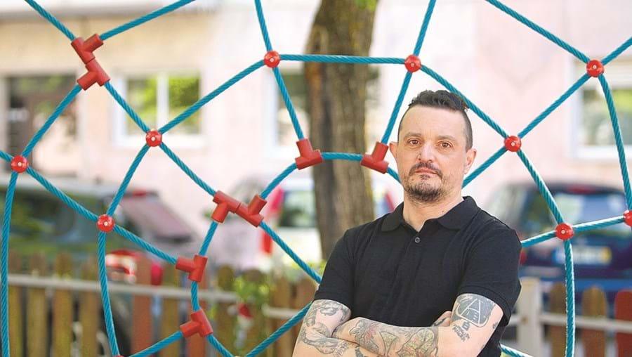 João Barrelas, de 46 anos, denunciou ao CM a situação insólita, ocorrida no Hospital de Torres Vedras na semana passada