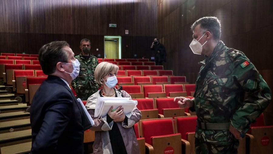 Metas da imunização foram tornadas públicas na reunião do Infarmed