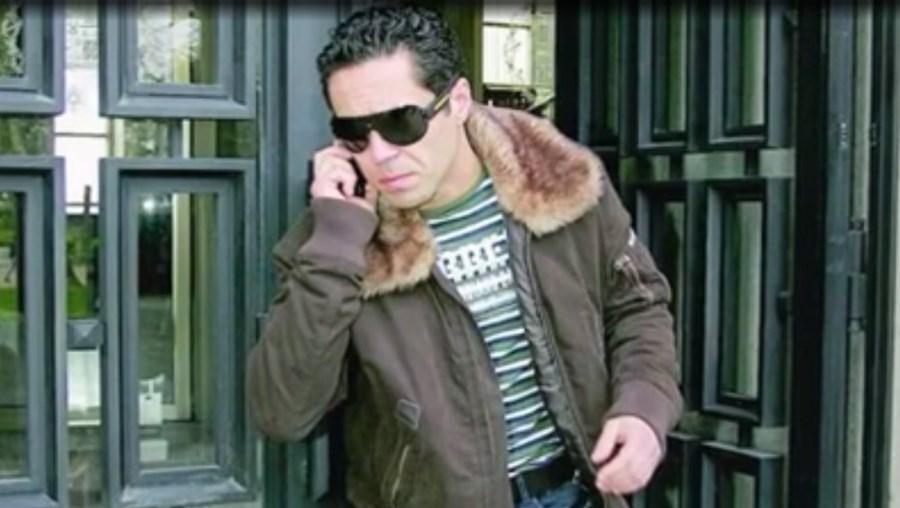 Paulo Lemos, mais conhecido por 'fechaduras'