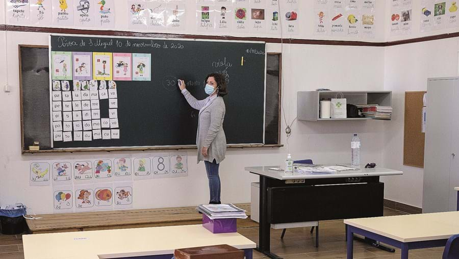 Governo vai mudar formação de docentes