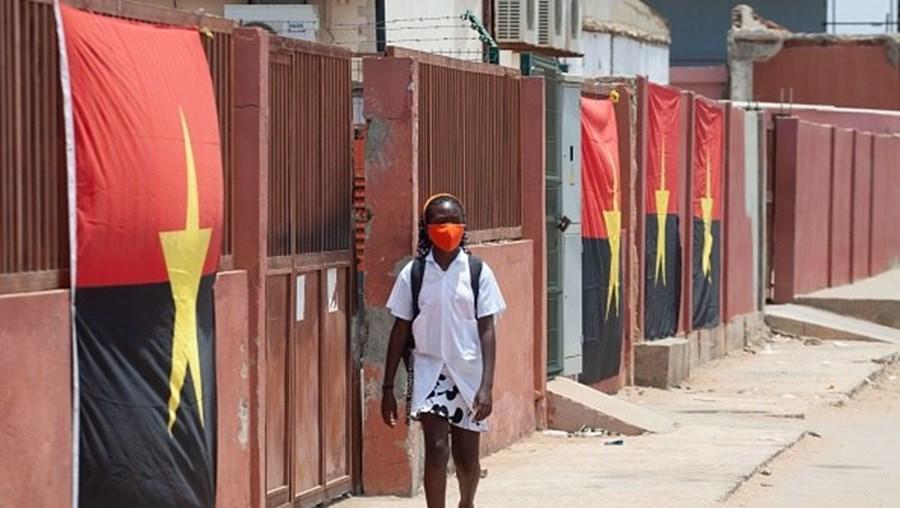 Estudante em Angola