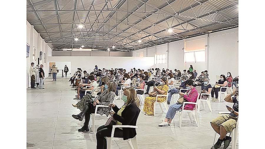 Vacinação contra Covid em Matosinhos