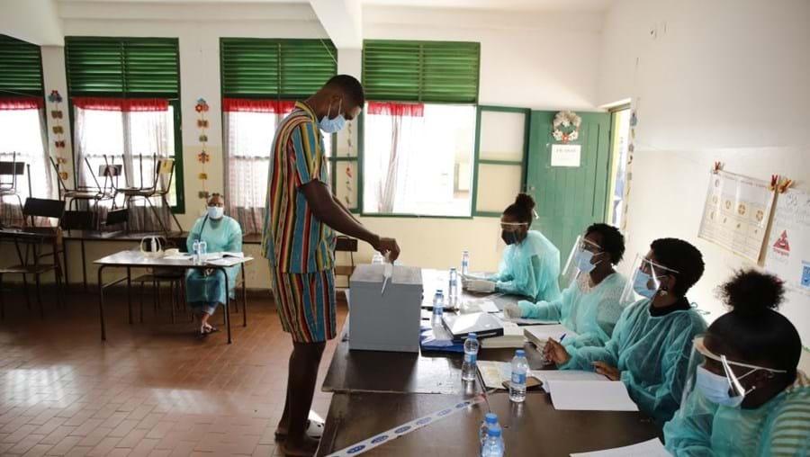 Eleições em Cabo Verde