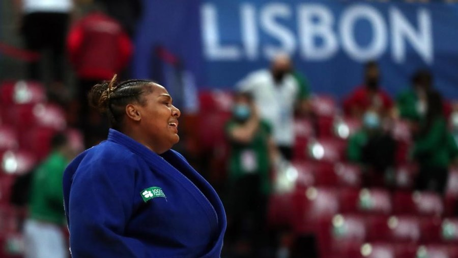Judoca Rochele Nunes