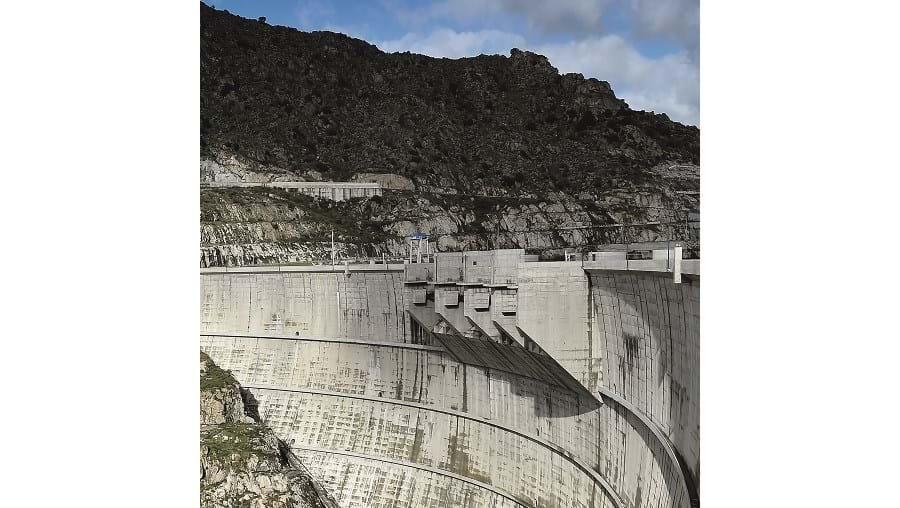 Barragem do Baixo Sabor, uma das seis cuja concessão a EDP vendeu à francesa Engie