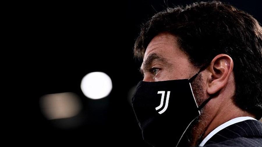 Andrea Agnelli, da Juventus
