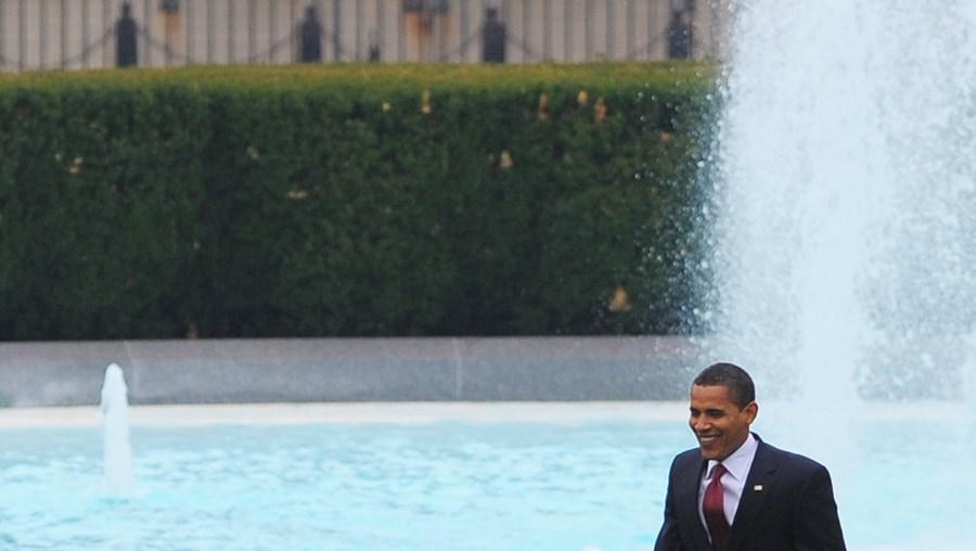Barack Obama, antigo presidente dos Estados Unidos, tem um Cão de Água