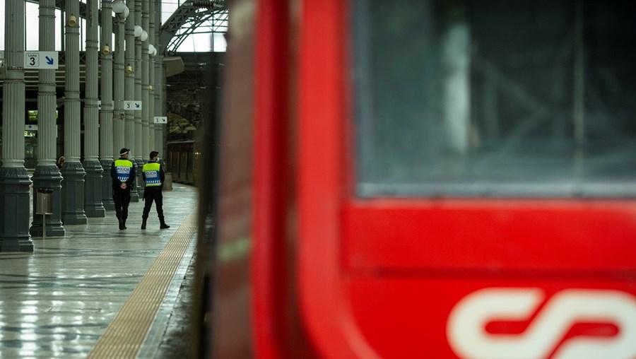 Comboio da CP