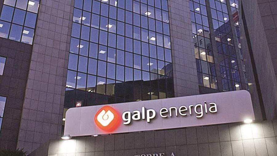 Prédio da GALP. Sede da petrolífera, nas Torres de Lisboa
