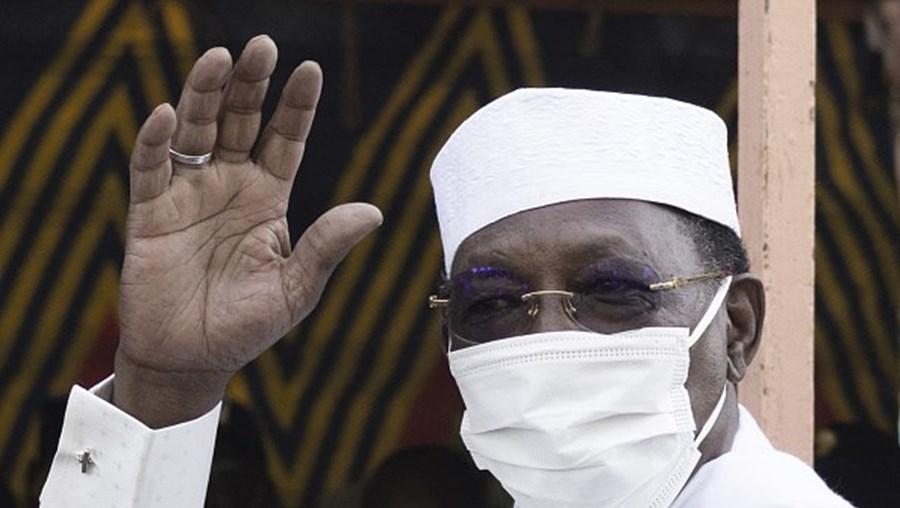 Idriss Déby esteve no poder durante 30 anos