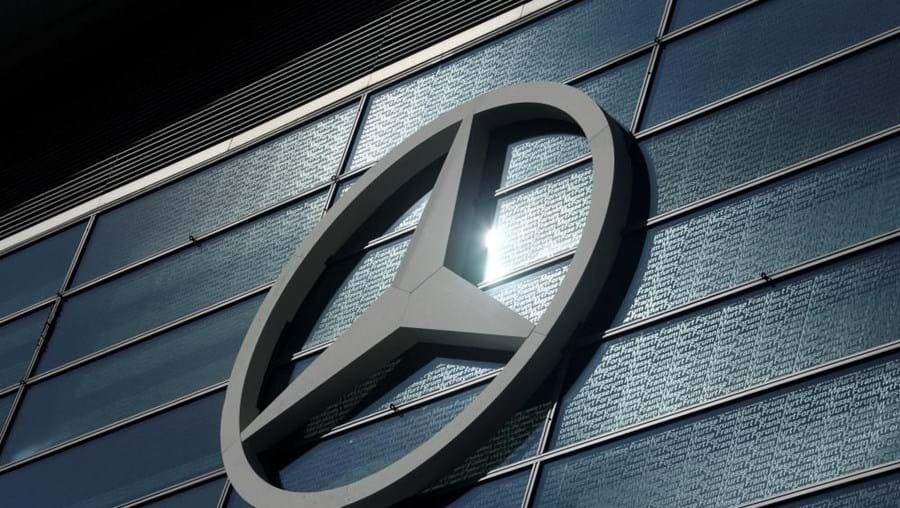 Mercedes quer que um quarto das suas vendas em 2025 sejam veículos elétricos